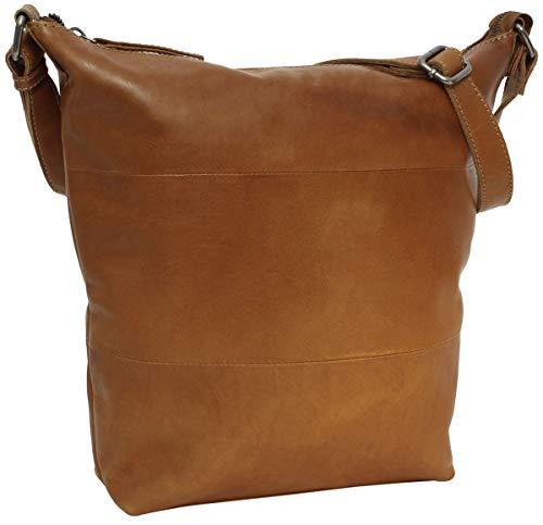 Handtasche Leder Gusti Studio Zahara Damentasche Braun