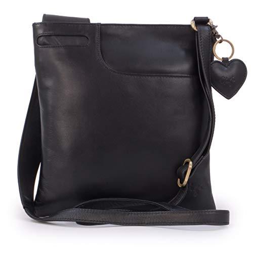 Gigi – Leder – Damenhandtasche/Umhängetasche – OTHELLO 2057