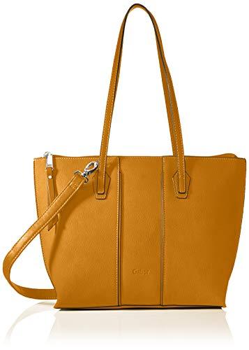 Gabor Shopper Damen Anni, (Gelb), 35x24x12 cm, Gabor Tasche Damen