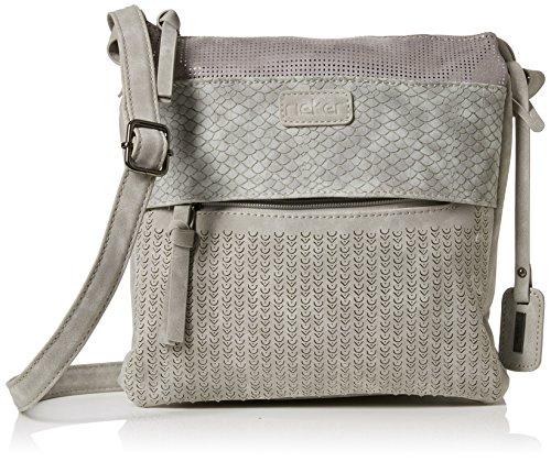 Rieker Damen H1409 Tasche, 7x24x25 cm