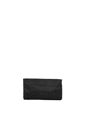 s.Oliver (Bags Damen 39.711.94.5915 Clutch, Schwarz (Black/Schwarz), 2×13.5×26.5 cm